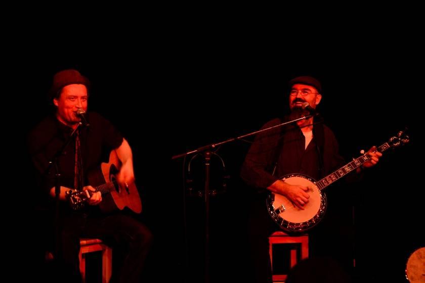 IRISCHE LIEDER - Alexander Wulke & Mirko Warnatz | Dorit Gätjen