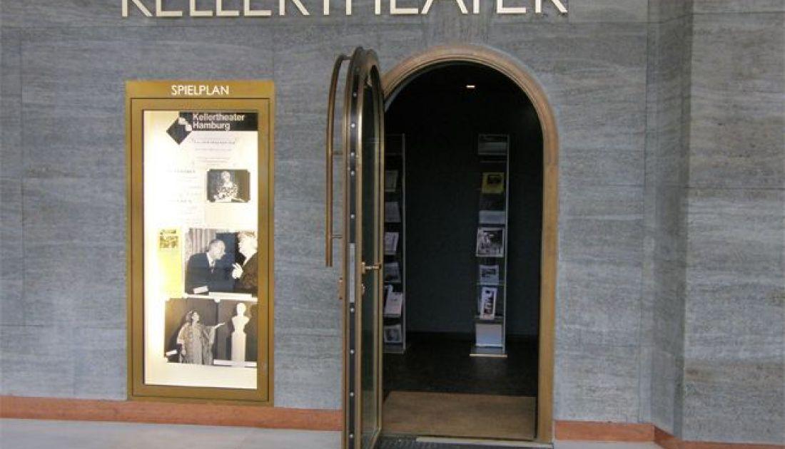 Kellertheater Eingang