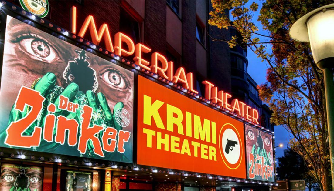 Imperial Theater Außenansicht