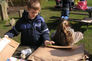 Spurenleser - Projekte - Kultur und Schule