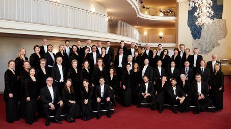 Chor der Deutschen Oper am Rhein