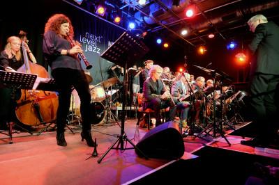 Paul Heller & NLJ All Star Big Band ft. Anat Cohen // © Gerhard Richter
