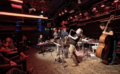 jazz-o-rama im Artheater // © Peter Tümmers