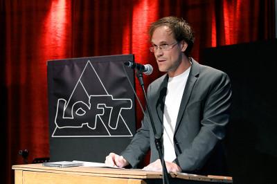 Dr. Urs Benedikt Müller @ 30 Jahre LOFT // © Gerhard Richter 2019