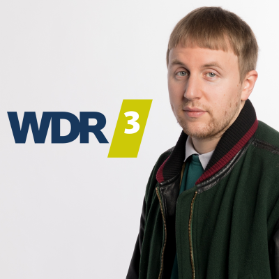 Niklas Wandt / WDR 3 Jazz & World // © WDR