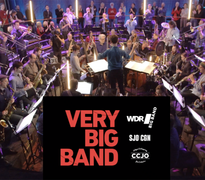 Very Big Band // © WDR Big Band